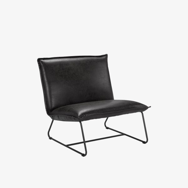 A10 Fauteuil Frejus Rawhide Grey 1 Voor