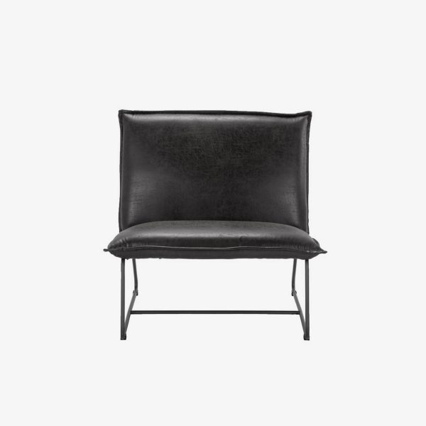 A11 Fauteuil Frejus Rawhide Grey 2 Voor